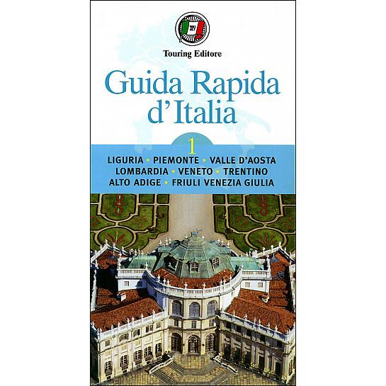 Liguria, Piemonte, Valle d\'Aosta, Lombardia, Veneto, Trentino-Alto ...