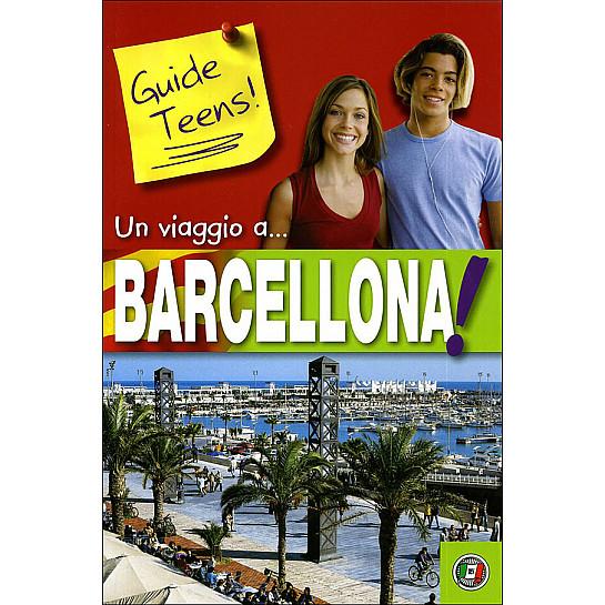 Un viaggio a barcellona guide teens h0207a touring for Viaggio a barcellona