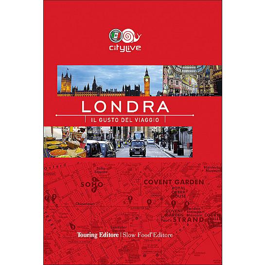 Londra city live h1678a touring editore for Guide turistiche londra