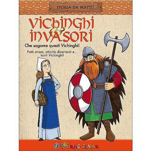 Vichinghi e Invasori