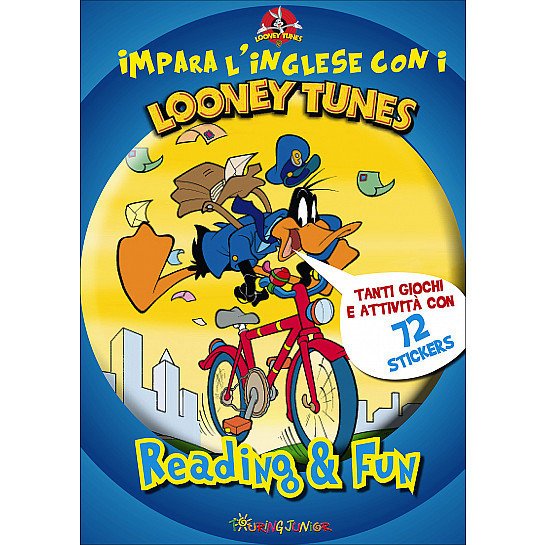 Impara l'inglese con i Looney Tunes - Reading & Fun
