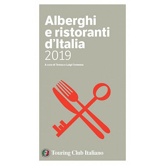 Risultati immagini per alberghi e ristoranti d'italia 2019 touring