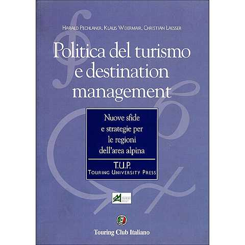 Politica del turismo e destination management
