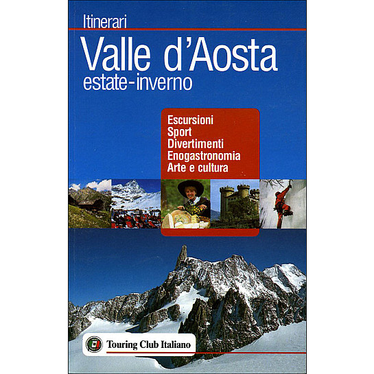 Valle d'Aosta estate-inverno