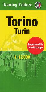 Torino - Turin 1:12 000