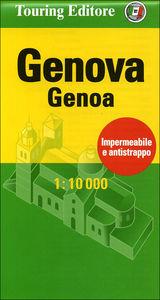Genova - Genoa 1:10 000