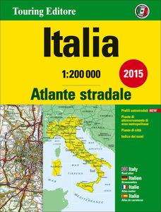 Cofanetto - Atlante stradale d'Italia Nord, Centro, Sud 1:200.000