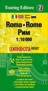 Roma - Rome 1:10.000
