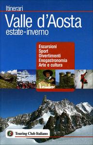 Valle d'Aosta estate-inverno